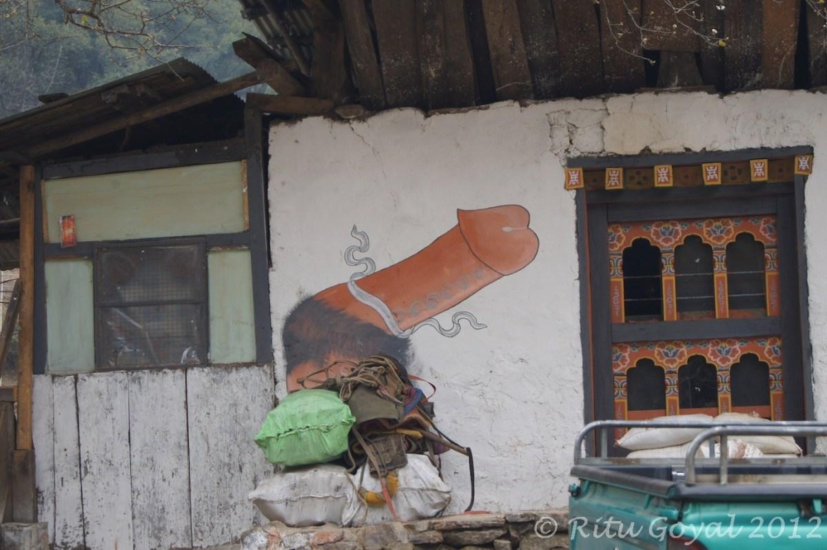 Wayfaring in Bhutan – The Legend of the Divine Madman