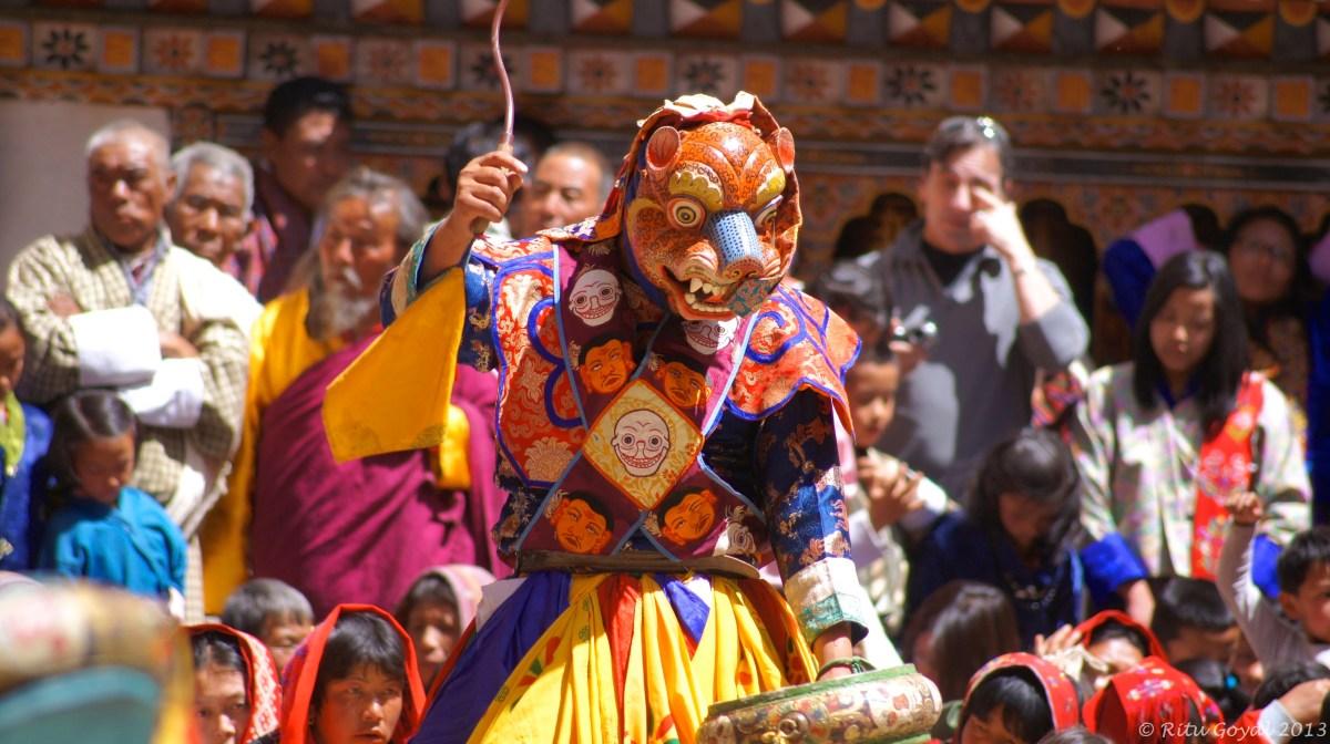 Paro Tshechu: Festival of Delight