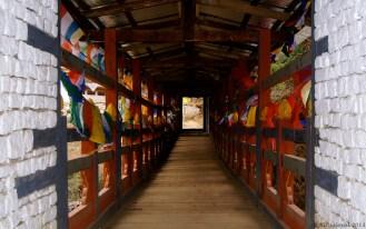 Wooden Cantilever bridges