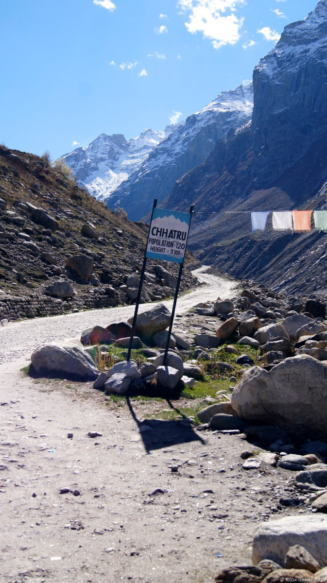 Lahaul-Spiti: Road Trip to a Cold Desert
