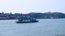 Lifeline of the city…local ferries...