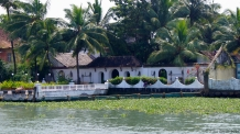 Mattancherry Backwater Cruise