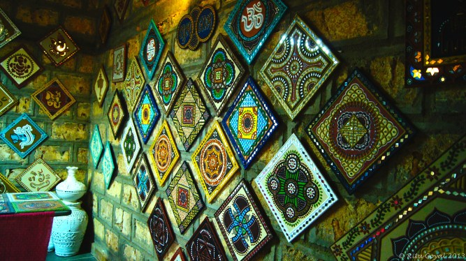 Mirror Art of Kutch
