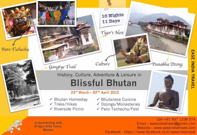 Blissful Bhutan